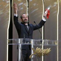 Prix d'interprétation masculine et prix du scénario à Cannes pour « Le Client » (2016) d'Asghar Farhadi