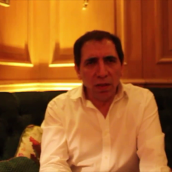 Interview de Mohsen Makhmalbaf pour la sortie de son film « Le Président » (2015)