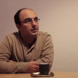 Interview de Mehran Tamadon pour la sortie de son film « Iranien » (2014)