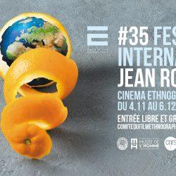 Mehrdad Oskouei et Abtin Sarabi au festival Jean Rouch à Paris