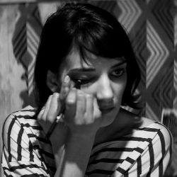 Projection du film « A Girl Walks Home Alone At Night » (2015) d'Ana Lily Amirpour, Normale Sup, mardi 13 décembre à 20h30