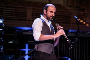 Le clarinettiste syrien, Kinan Azmeh.