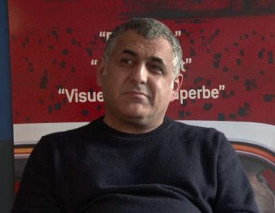 Interview de Mani Haghighi pour la sortie de son film «Valley of Stars» (2017)