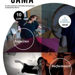 Soirée «Autour du Samâ», documentaire et spectacle de danse soufie, samedi 10 juin à 20h30 au Point Ephémère, 75010 Paris
