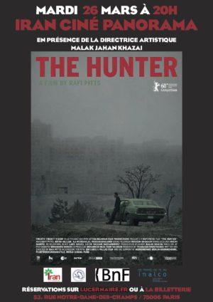 Affiche Cinéma The Hunter-