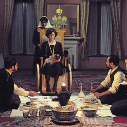 Sortie en salle de «L'Echiquier du vent» (1976) de Mohammad Reza Aslani